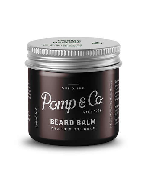 Pomp & Co.-Supreme Beard and Stubble Balm Balsam do Brody 120 ml