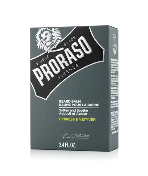 Proraso-Beard Balm Balsam do Brody Cypress & Vetyver 100ml