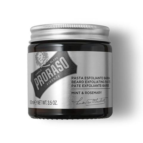 Proraso-Beard Peeling Mint & Rosemary 100ml