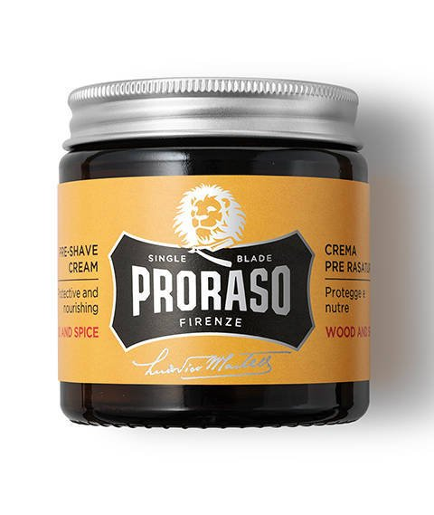 Proraso-Pre-Shave Cream Krem Przed Goleniem Wood & Spice 100 ml
