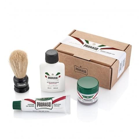 Proraso-Travel Shaving Kit Zestaw do Golenia