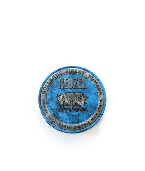 Reuzel-Blue Water Soluble Heavy Hold Piglet Wodna Pomada 35g