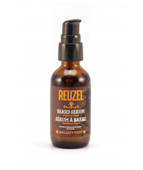 Reuzel-Clean&Fresh Beard Serum Olejkowe Serum do Brody 50 g
