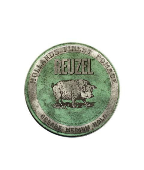 Reuzel-Green Grease Medium Hold Pig Woskowa pomada 113g