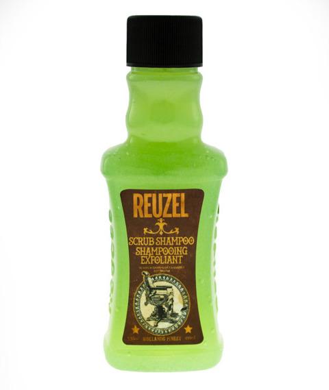 Reuzel-Scrub Shampoo Oczyszczający Szampon do Włosów 100 ml.
