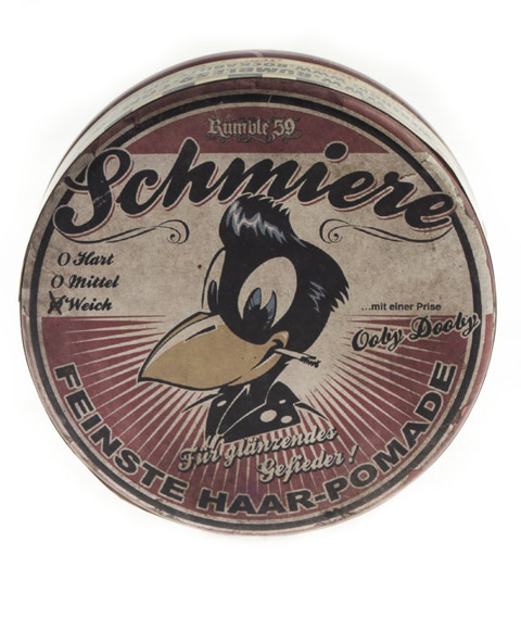 Schmiere-Pomade Light Pomada do Włosów 140ml