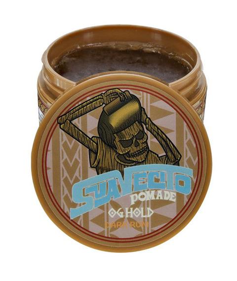 Suavecito-OG Hold Pomade Dark Rum Summer 2019 Pomada do Włosów 113g