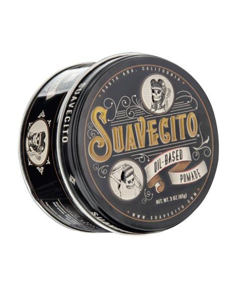 Suavecito-Oil Based Woskowa Pomada do Włosów 85g