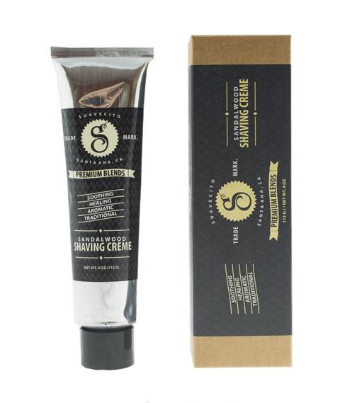 Suavecito-Premium Shaving Creme Sandelwood Krem do golenia 113 gr.