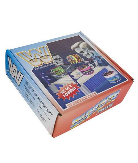 Suavecito-WWE Gift Box LTD Zestaw Prezentowy