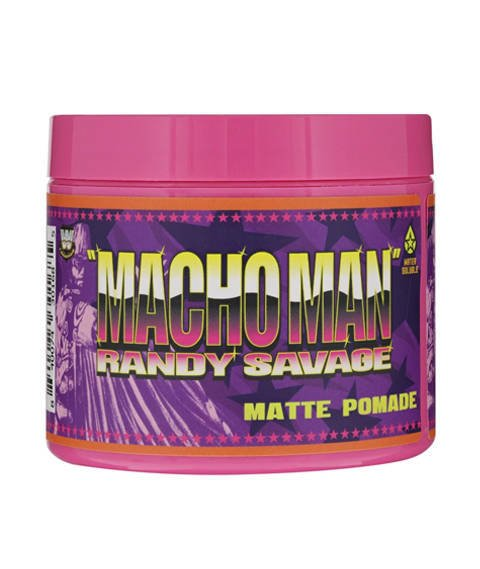 Suavecito-WWE Macho Man Matte Pomade LTD Pomada do Włosów 113 g