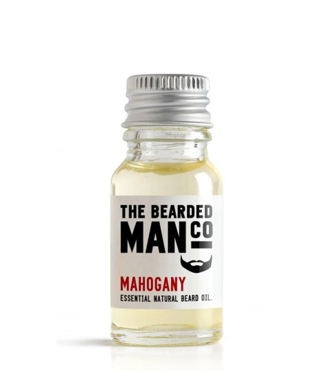 The Bearded Man-Mahogany Beard Oil Olejek Do Brody 10ml