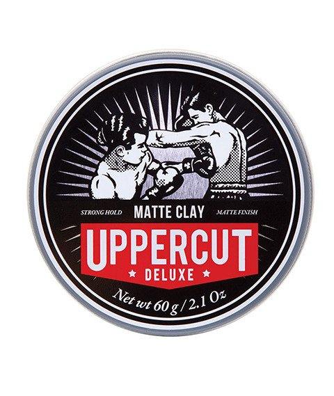 Uppercut Deluxe-Matte Clay Matowa pasta do włosów 60g