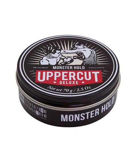 Uppercut Deluxe-Monster Hold Wosk do Włosów 70g