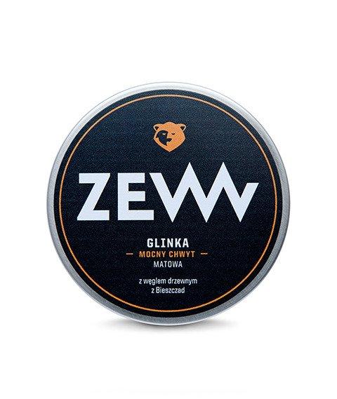 ZEW-Glinka do Włosów z Węglem Drzewnym 100ml
